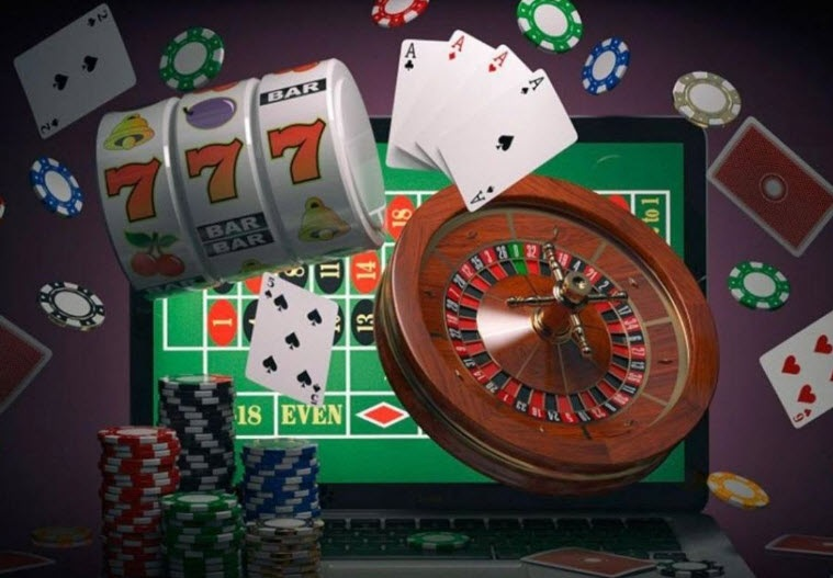 Deposit in your Internet Casino Account in several ways